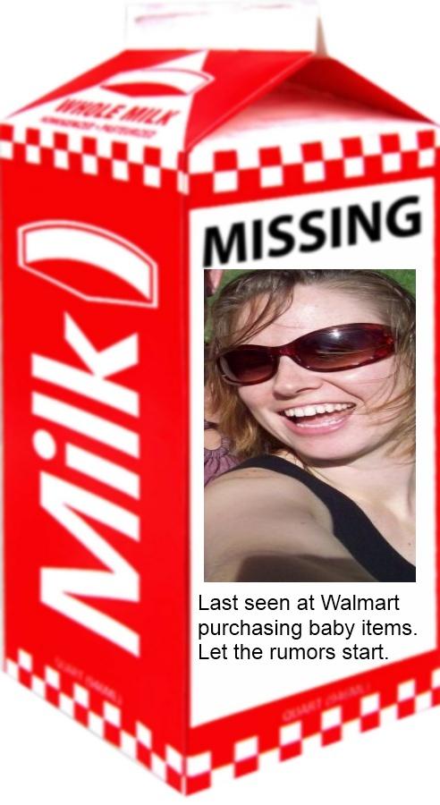 missing mel