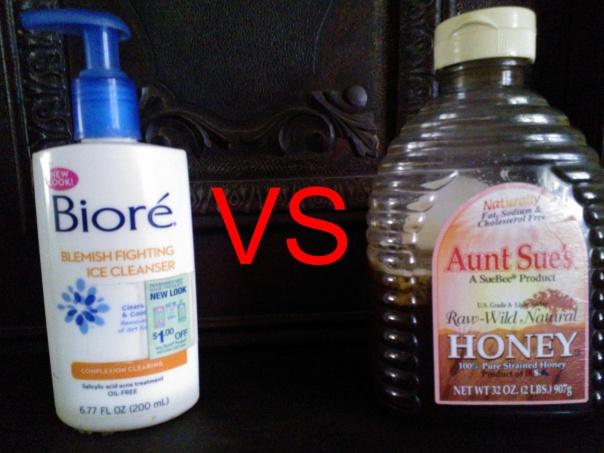 honeyvsbiore