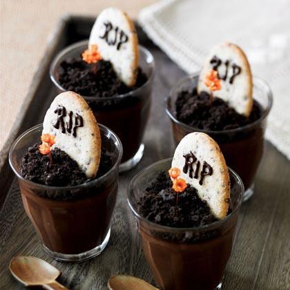 Grave Pudding